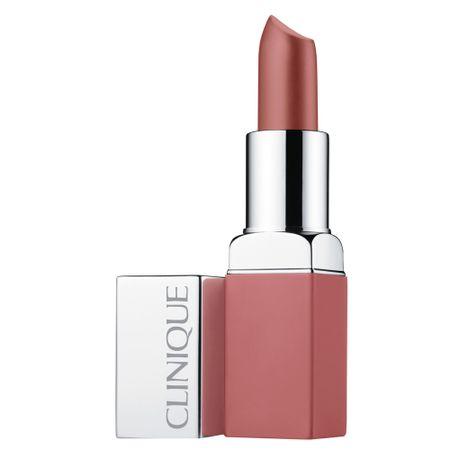 Batom Clinique - Pop Matte Matte Lip Colour + Primer - 01 - Blushing Pop