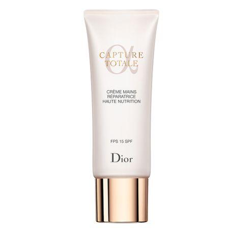 Creme Reparador para as Mãos Dior - Capture Totale Nurturing Hand Repair Crème...