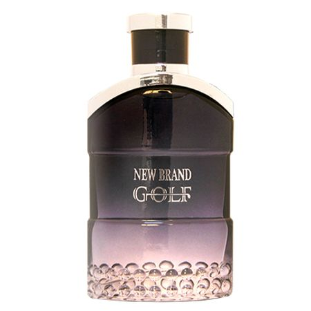 Golf Black New Brand - Perfume Masculino Eau de Toilette - 100ml