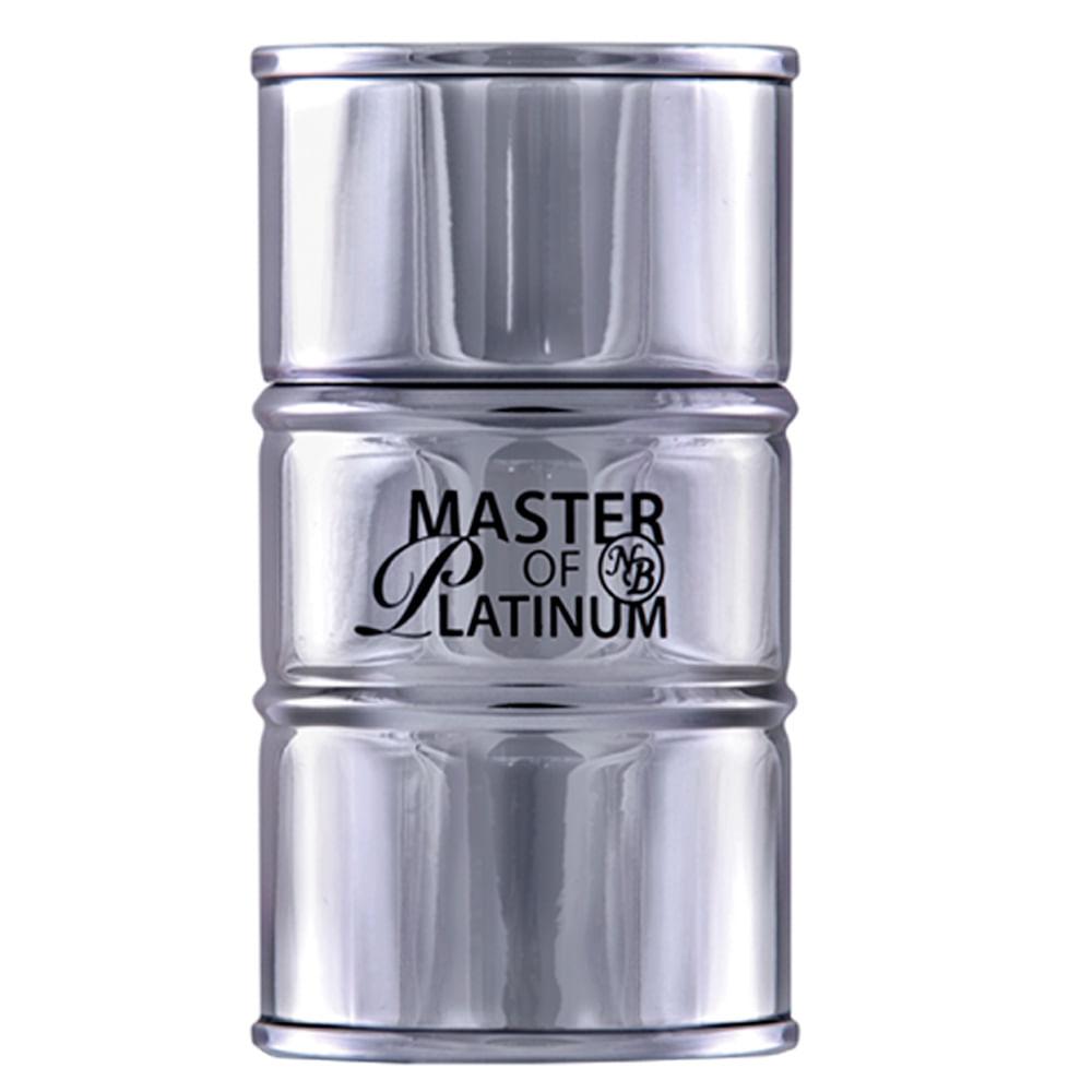 d67d427b8f Perfume Master Essence Platinum New Brand Masculino EDT - Época ...