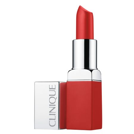 Batom Clinique - Pop Matte Matte Lip Colour + Primer - 03 - Ruby Pop