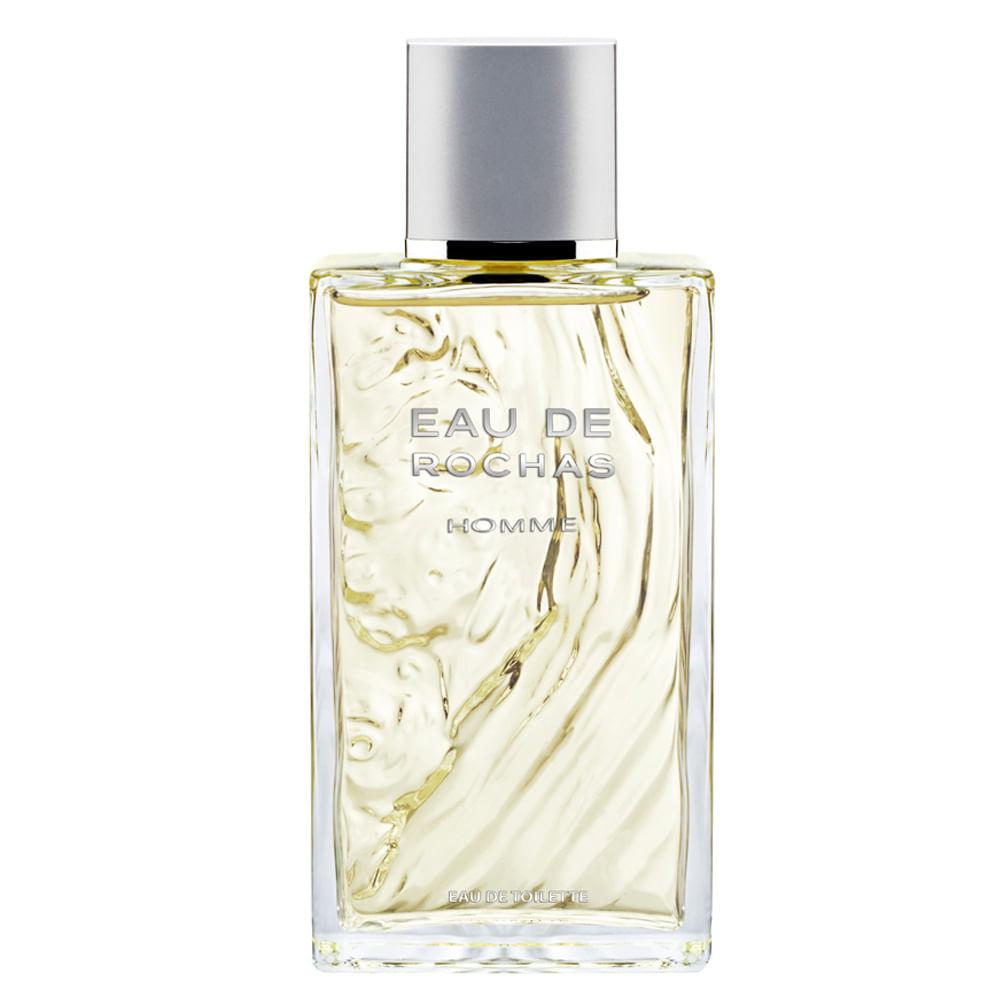 c4317506e Perfume Eau de Rochas Homme Rochas - Masculino EDT - Época Cosméticos