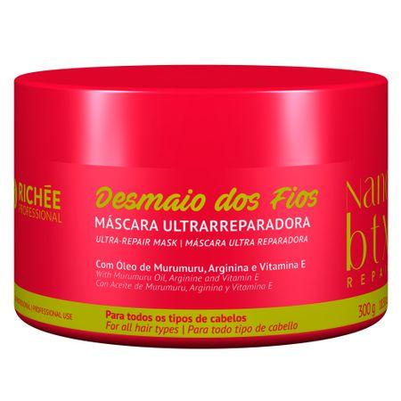 Richée Professional Desmaio dos Fios Nano Btx - Máscara Capilar - 300g
