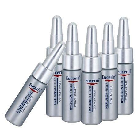 Rejuvenescedor Facial Eucerin - Hyaluron Filler Concetrate - 6x 5ml