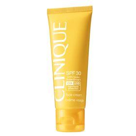 protetor-solar-facial-clinique-sun-care-spf30-face-cream