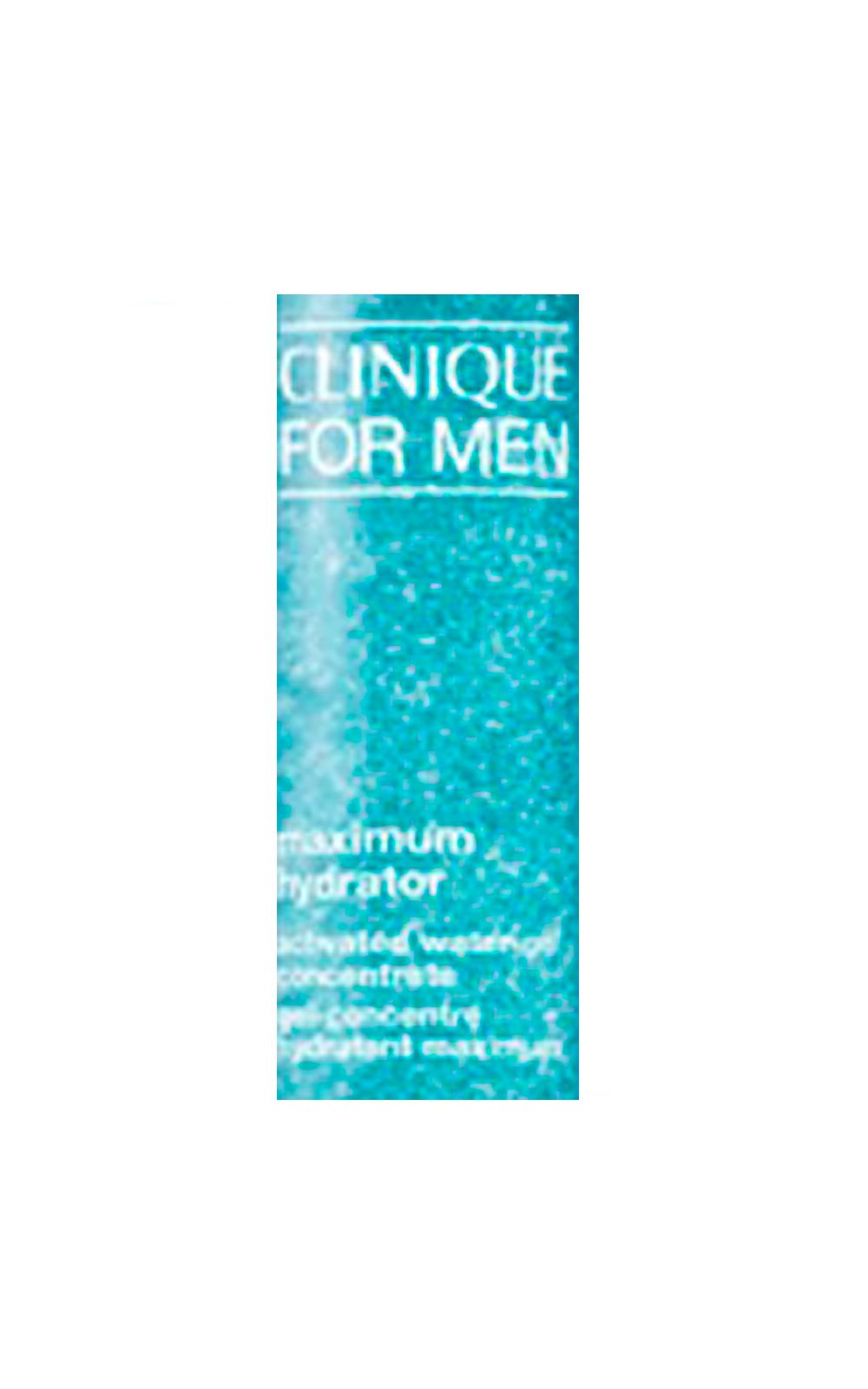Foto 2 - Hidratante Facial Clinique - Clinique For Men Maximum Hydrator Actived Water Gel - 48ml