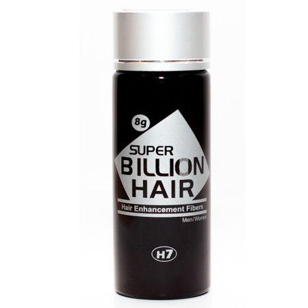 Super Billion Hair - Disfarce para a Calvície 8g - Castanho Escuro