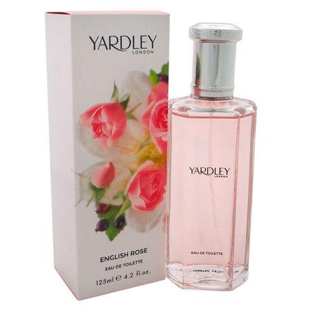 English Rose Yardley Perfume Feminino - Eau de Toilette - 125ml