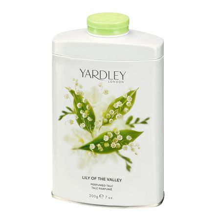 Talco Yardley - Lily Of The Valley Perfumed - 200g