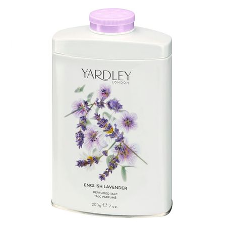 Talco Yardley - English Lavander Perfumed - 200g