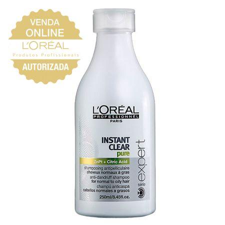 L'Oréal Professionnel Scalp Instant Clear Pure - Shampoo Anticaspa - 250ml