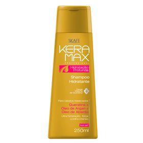 skafe-keramax-hidratacao-profunda-shampoo