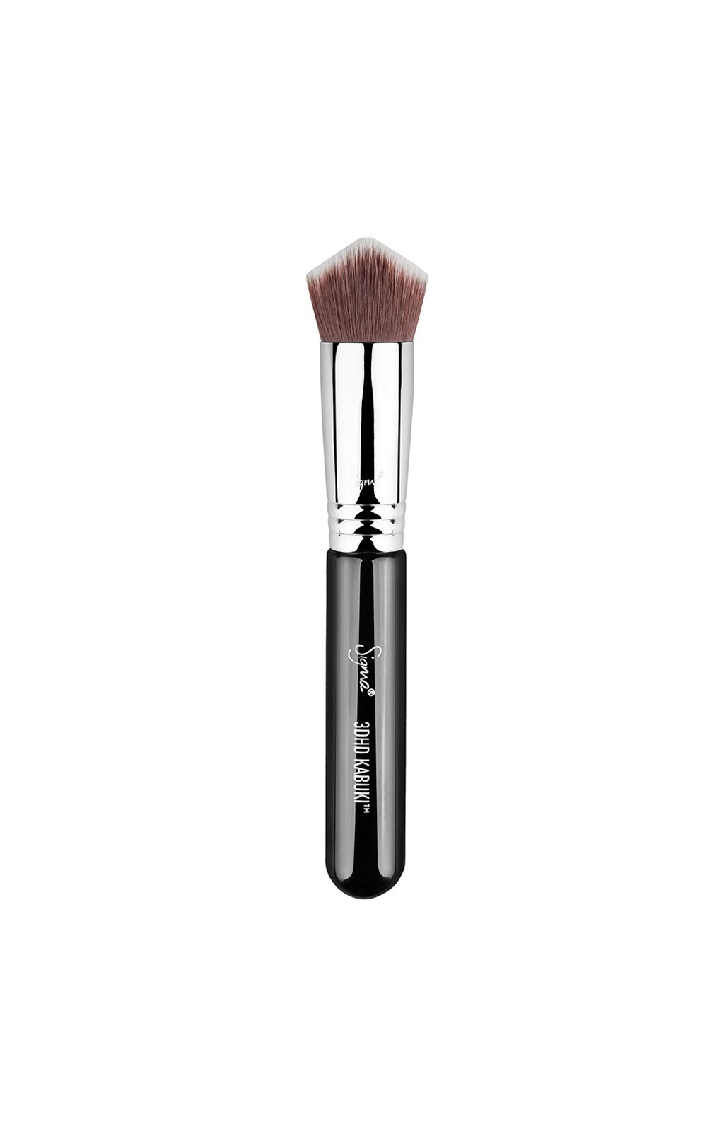 Foto 1 - Pincel Sigma Beauty - 3DHD Kabuki Brush Black - 1 Un