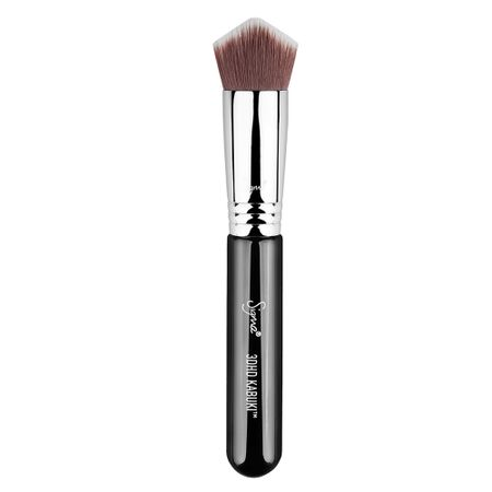 Pincel Sigma Beauty - 3DHD Kabuki Brush Black - 1 Un