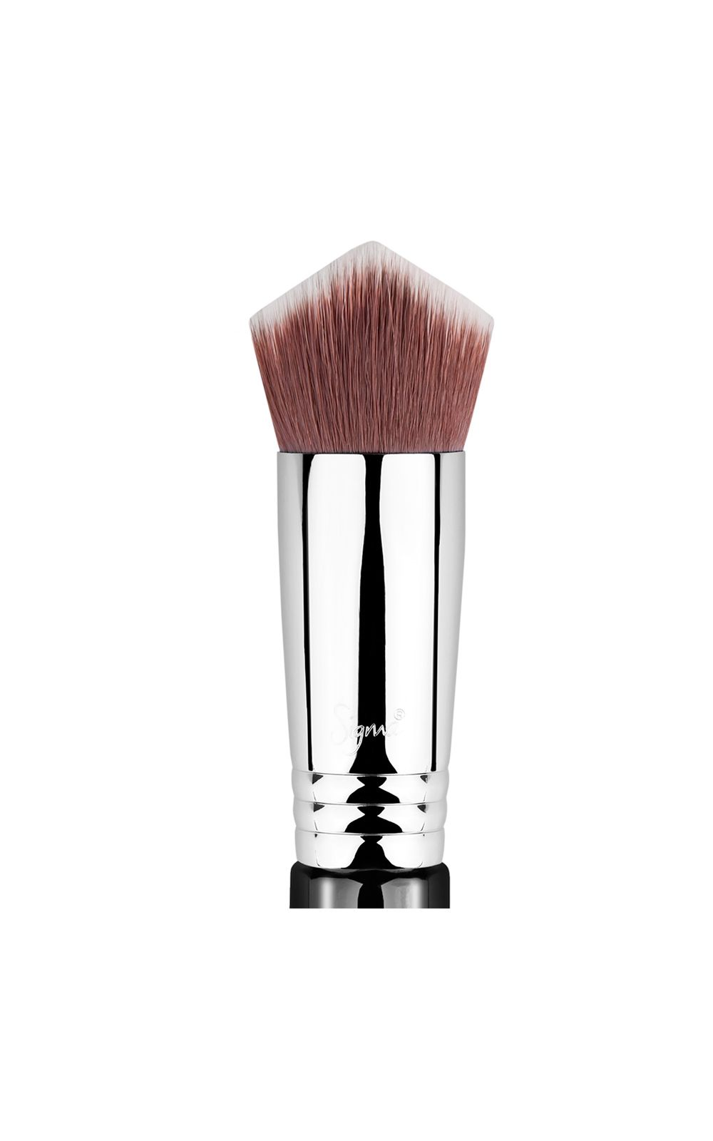 Foto 4 - Pincel Sigma Beauty - 3DHD Kabuki Brush Black - 1 Un