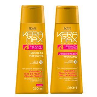 skafe-keramax-hidratcao-profunda-kit-shampoo-condicionador