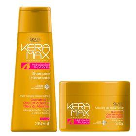 skafe-keramax-hidratacao-profunda-kit-shampoo-mascara