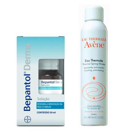Bepantol + Avène Kit - Hidratante + Água Termal - Kit