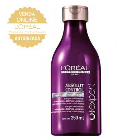 L'Oréal Professionnel Absolut Control - Shampoo - 250ml