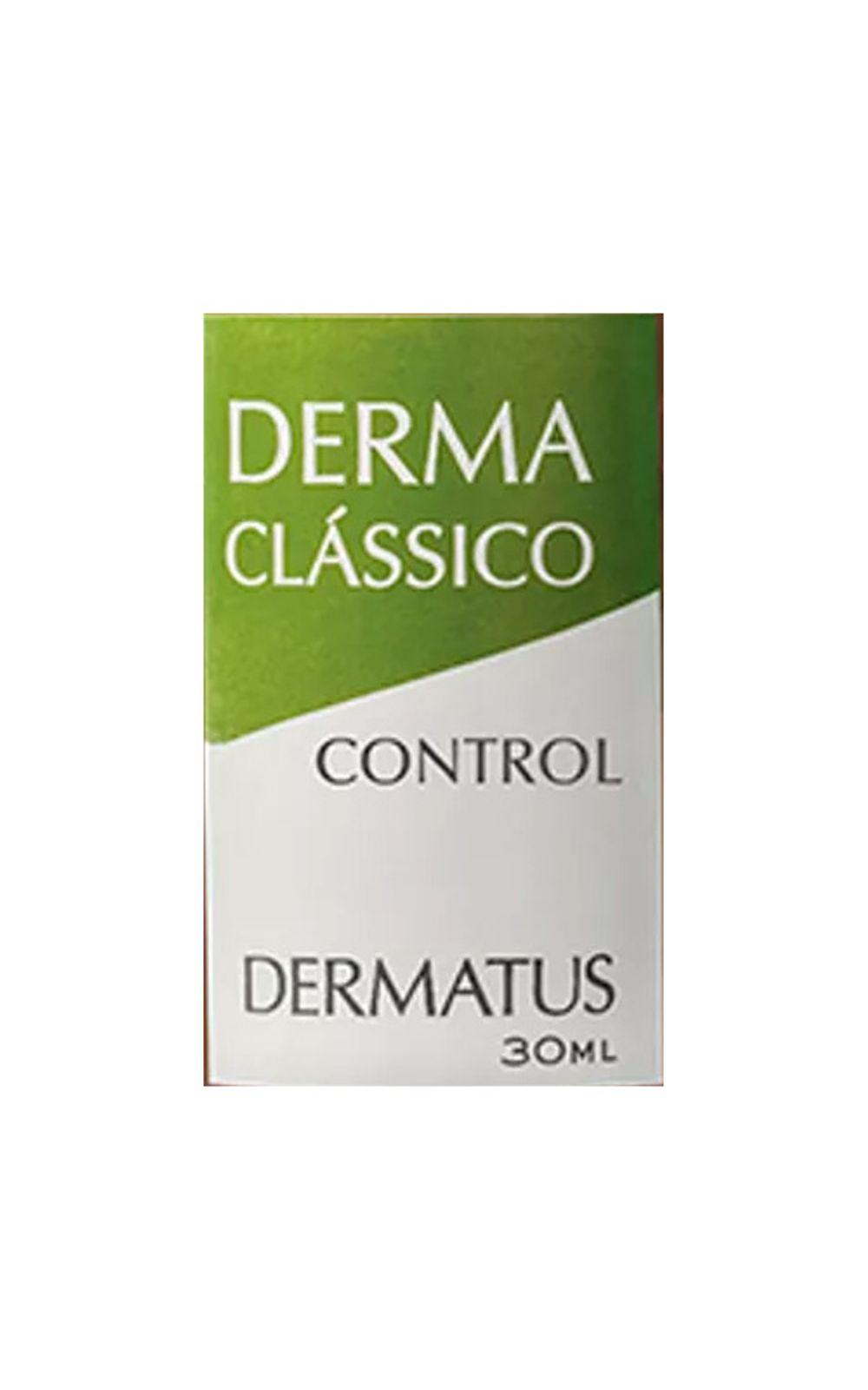 Foto 2 - Derma Clássico Control Dermatus - Rejuvenescedor Facial - 30ml