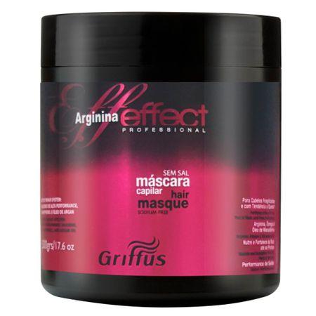 Griffus Arginina Effect - Máscara Capilar - 500g