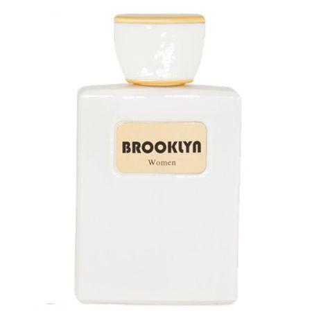 Women White Brooklyn Perfume Feminino - Eau de Toilette - 100ml