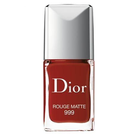 Esmalte Dior - Vernis Lacquer - 999 - Matte