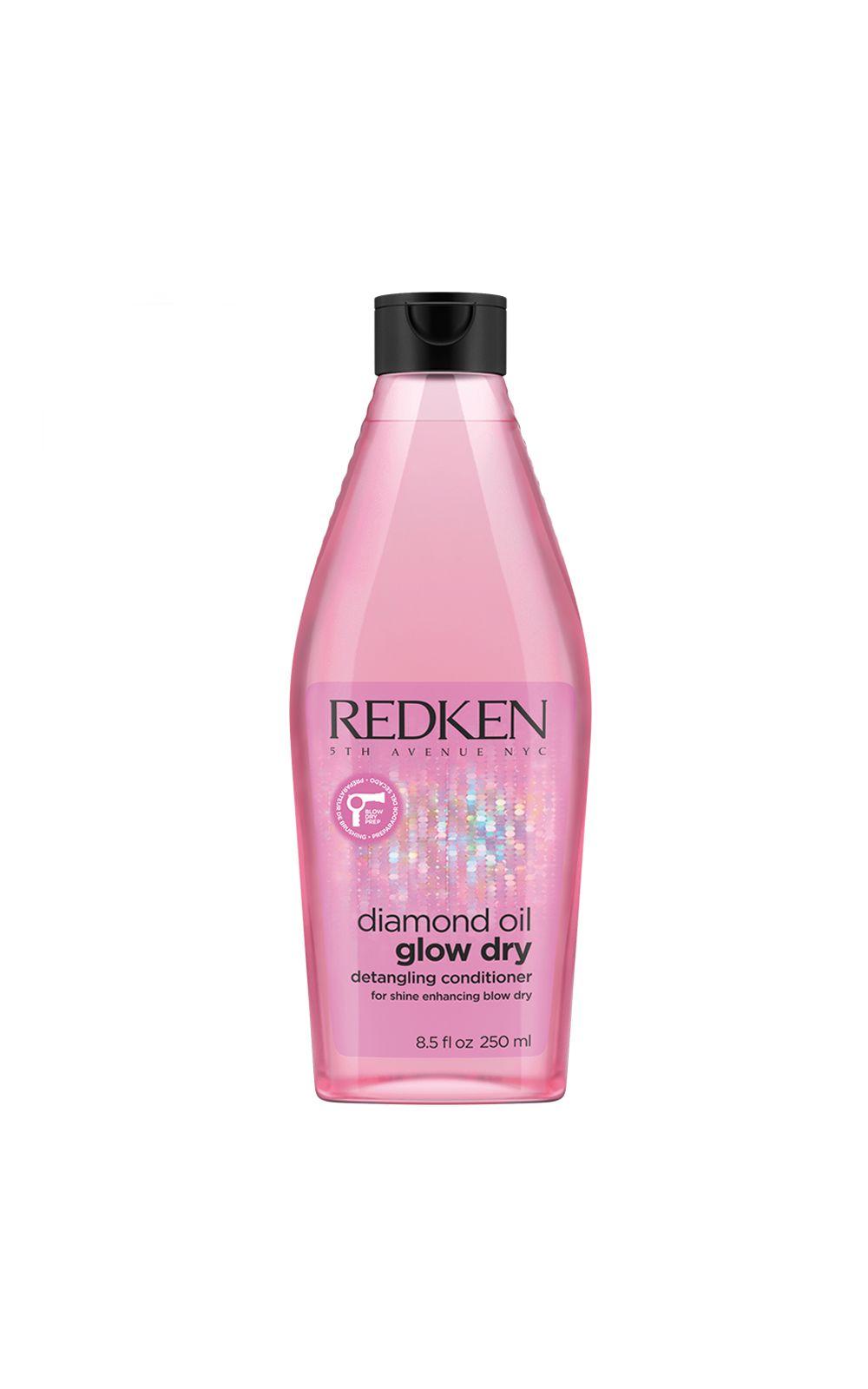 Foto 1 - Redken Diamond Oil Glow Dry - Condicionador - 250ml