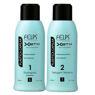 felps-plastica-capilar-xbtx-kit-shampoo-antirresiduos-selagem-termica