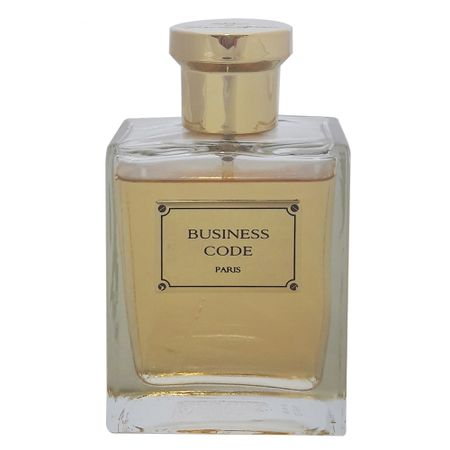 Business Code Christopher Dark Paris Bleu Perfume Masculino - Eau de Toilette -...