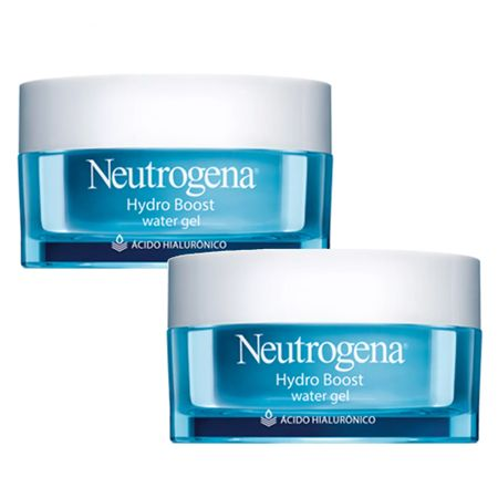 Neutrogena Hydro Boost Ganhe 70% na Segunda Un Kit - Hidratantes Faciais - Kit