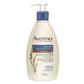 locao-hidratante-aveeno-skin-relief-coco