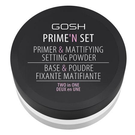 Primer Facial Gosh Copenhagen  - Primen Set Powder - Translúcido