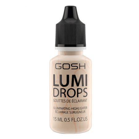Iluminador Líquido Gosh Copenhagen - Lumi Drops - Vanilla
