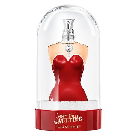 Classique Xmas Collector Jean Paul Gaultier Perfume Feminino - Eau de Toilette...