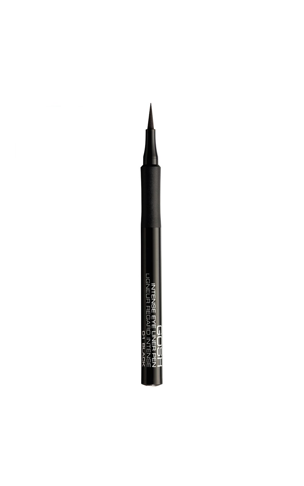 Foto 1 - Caneta Delineadora Gosh Copenhagen - Intense Eyeliner Pen - Black