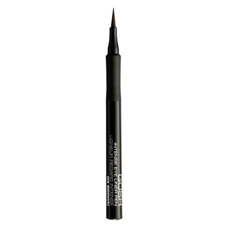 Caneta Delineadora Gosh Copenhagen - Intense Eyeliner Pen - Brown