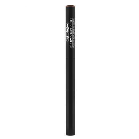 Lápis para Sobrancelhas Gosh Copenhagen - Brow Shape & Fill - Brown