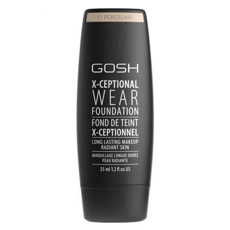 Base Facial Gosh Copenhagen - X-ceptional Wear Foundation - Porcelain