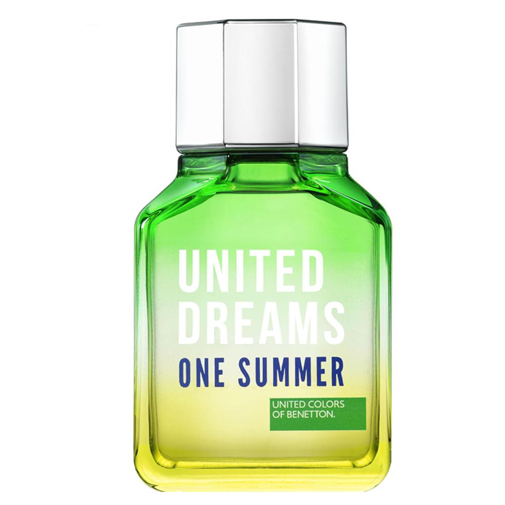 0404a5a89 Época Cosméticos · Perfumes · Perfume Masculino. united-dreams-one-summer- him-benetton-perfume-masculino ...
