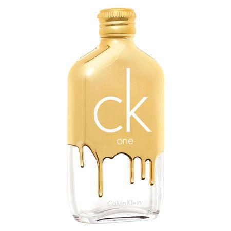 CK One Gold Calvin Klein Perfume Unissex - Eau de Toilette - 50ml