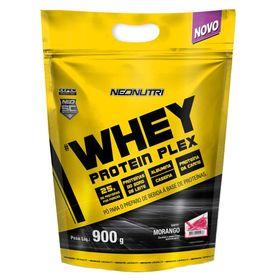 whey-protein-neonutri-plex-morango