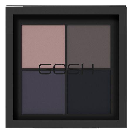 Paleta de Sombra Gosh Copenhagen - Eye Xpression - Thunderstorm