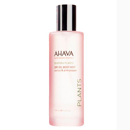 Óleo Corporal Ahava - Dry Oil Body Mist Cactus & Pink Pepper - 100ml
