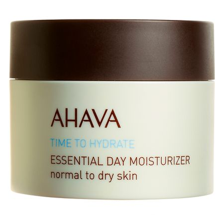 Hidratante Facial Ahava - Essential Day Moisturizer For Normal to Dry Skin -...
