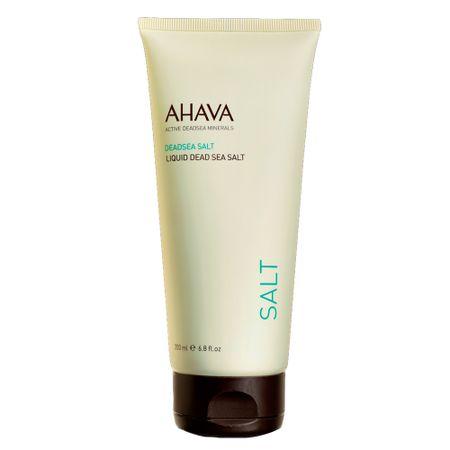 Gel de Sal Corporal Ahava - Liquid Dead Sea Salt - 40ml