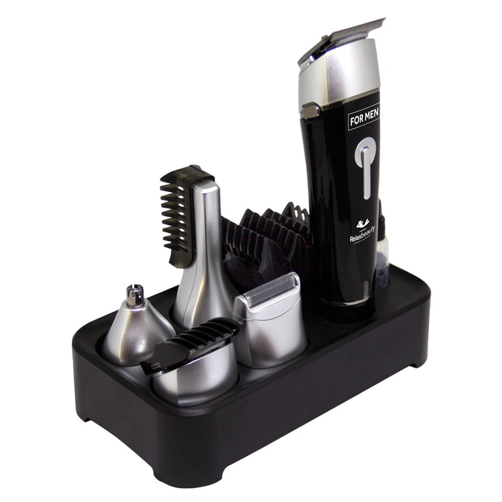 Barbeador Elétrico Relaxbeauty - Relax Multi Groom - Época Cosméticos 2d592cf1304e