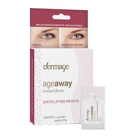 Rejuvenescedor Facial Dermage Age Away - 4 Un