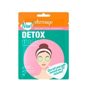 mascara-facial-revigorante-dermage-detox-mask-10g
