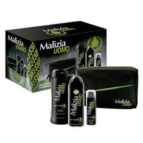 kit-malizia--masculino-desodorante-espuma-de-barbear-sabonete-liquido-necessaire